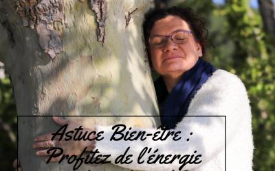 Astuce Bien-être #4 : Profiter de l'énergie des arbres